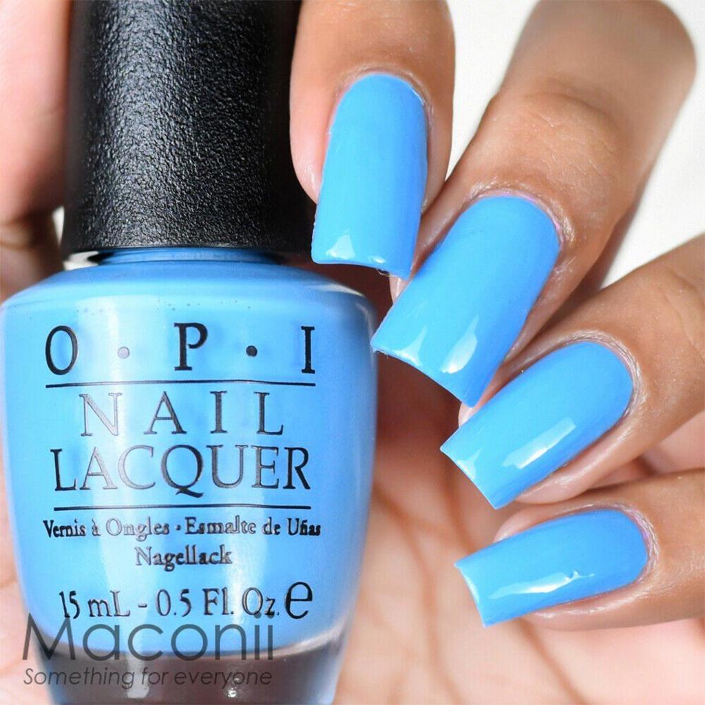 Blue Gel Polish